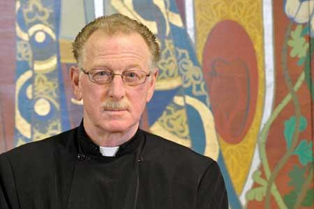 Rev. Wayne Paul Wright, Deacon